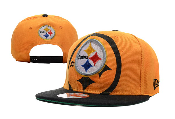 Pittsburgh Steelers NFL Snapback Hat XDF199