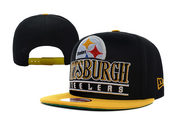 Pittsburgh Steelers NFL Snapback Hat XDF204