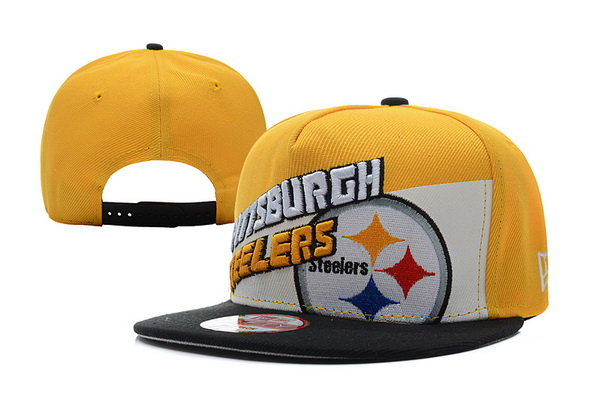 Pittsburgh Steelers NFL Snapback Hat XDF205