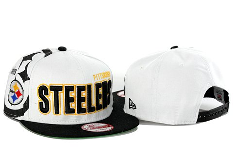 Pittsburgh Steelers NFL Snapback Hat YX227