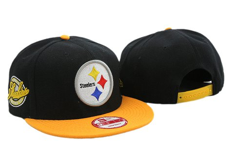 Pittsburgh Steelers NFL Snapback Hat YX238