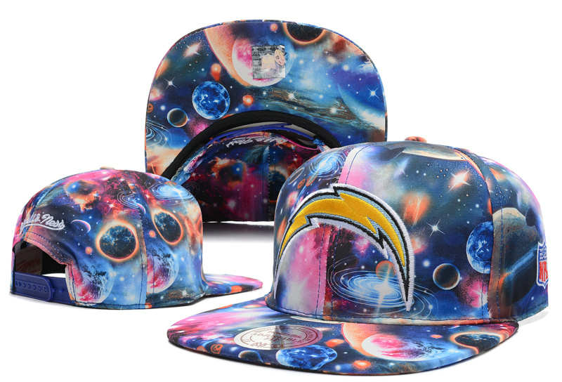 San Diego Chargers Snapback Hat DF