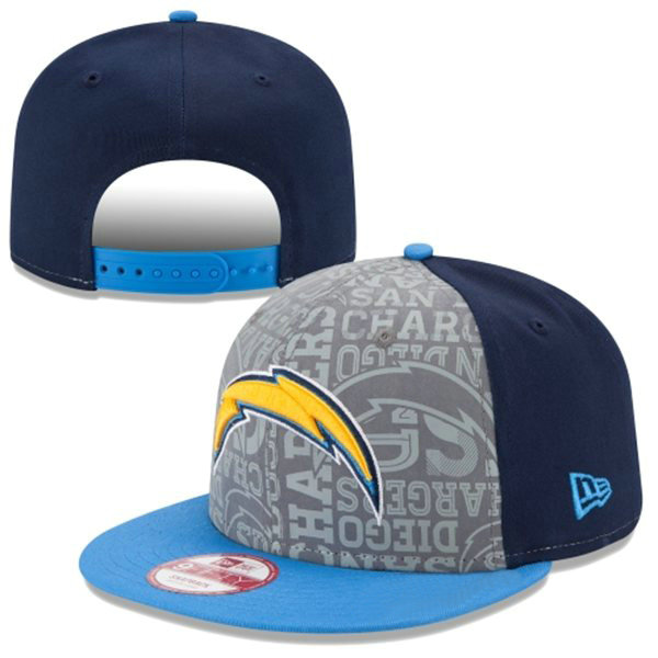 San Diego Chargers Snapback Hat XDF 0528