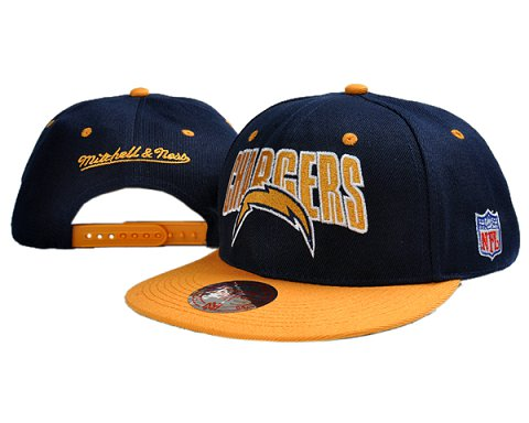 San Diego Chargers NFL Snapback Hat TY 2