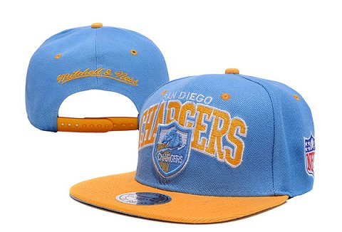 San Diego Chargers NFL Snapback Hat XDF064