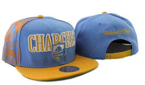San Diego Chargers NFL Snapback Hat YX251