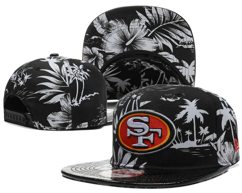 San Francisco 49ers Snapback Hat SD