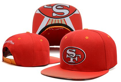 San Francisco 49ers Hat DF 150306 09