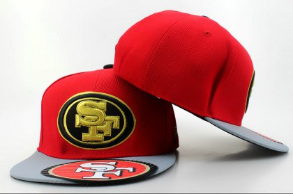 San Francisco 49ers Hat QH 150228 03