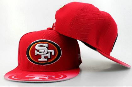 San Francisco 49ers Hat QH 150228 05