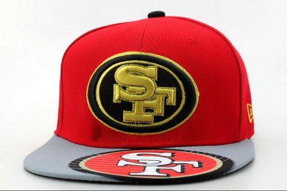 San Francisco 49ers Hat QH 150228 19