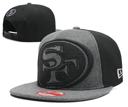 San Francisco 49ers Hat SD 150229 3