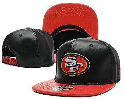 San Francisco 49ers Hat SD 150229 5