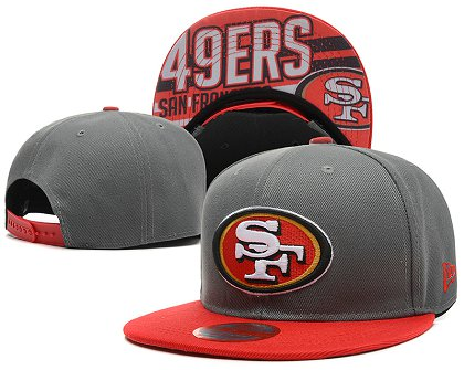 San Francisco 49ers Hat TX 150306 3