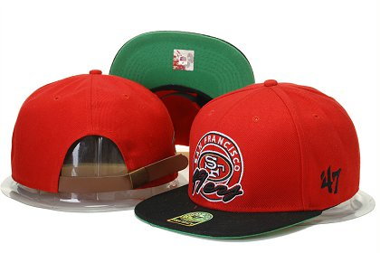 San Francisco 49ers Hat YS 150225 003080