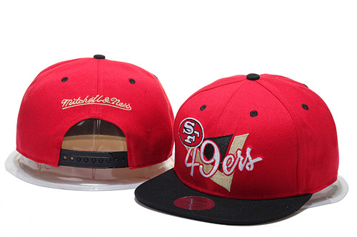 San Francisco 49ers Hat YS 150226 002