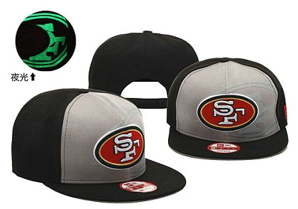 San Francisco 49ers Hat YS 150226 012