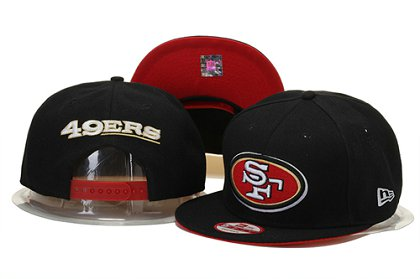 San Francisco 49ers Hat YS 150226 053
