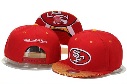 San Francisco 49ers Hat YS 150226 056