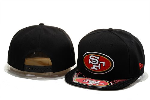 San Francisco 49ers Hat YS 150226 081