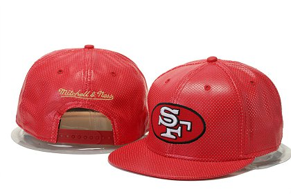 San Francisco 49ers Hat YS 150226 095