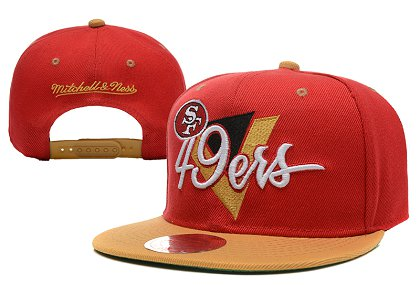 San Francisco 49ers Hat LX 150426 10