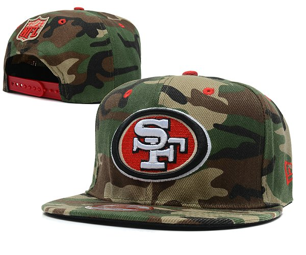 San Francisco 49ers NFL Snapback Hat SD 2310