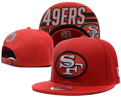 San Francisco 49ers Hat SD 150315 04