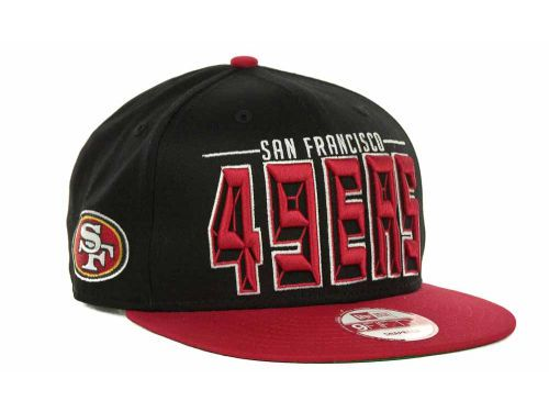 San Francisco 49ers NFL Snapback Hat SD03