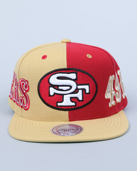 San Francisco 49ers NFL Snapback Hat SD07