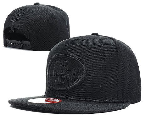 San Francisco 49ers NFL Snapback Hat SD21
