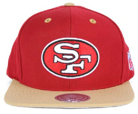 San Francisco 49ers NFL Snapback Hat Sf1