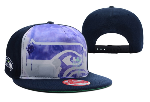 Seattle Seahawks Snapback Hat XDF F 140802 6