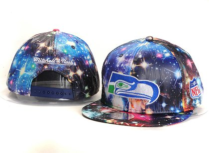 Seattle Seahawks New Type Snapback Hat YS 6R11