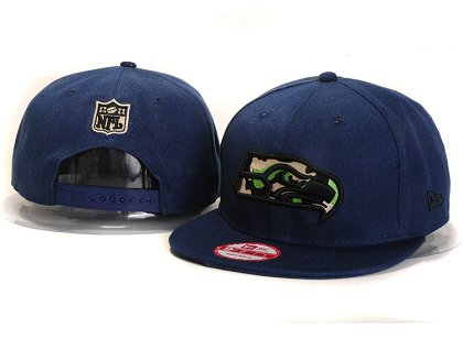 Seattle Seahawks New Type Snapback Hat YS 6R46