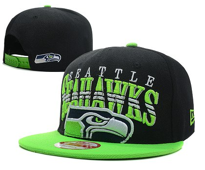 Seattle Seahawks Snapback Hat SD 6R02