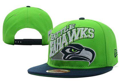 Seattle Seahawks Snapback Hat XDF-D