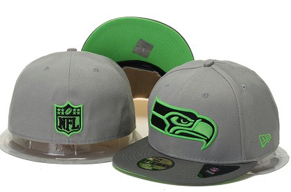 Seattle Seahawks Hat 60D 150229 21