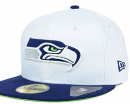 Seattle Seahawks Hat 60D 150229 30