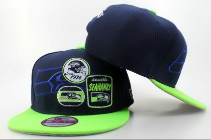 Seattle Seahawks Hat QH 150228 16