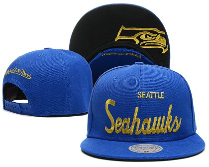 Seattle Seahawks Hat TX 150306 035