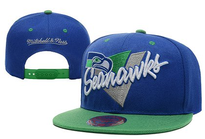 Seattle Seahawks Hat LX 150426 32