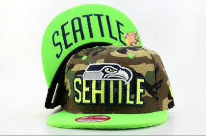 Seattle Seahawks Hat QH 150426 115