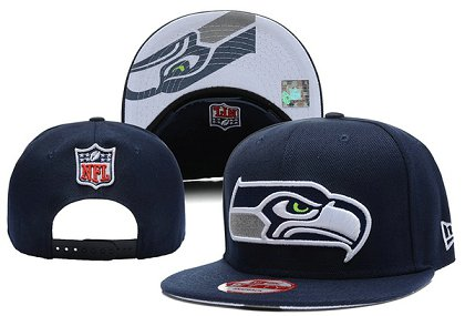 Seattle Seahawks Hat XDF 150624 59