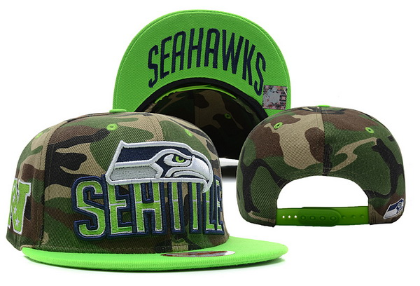 Seattle Seahawks Snapback Hat XDF 609