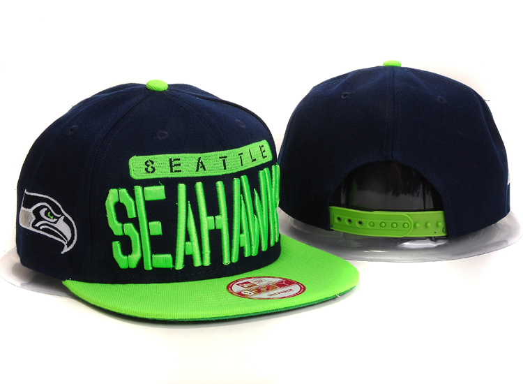 Seattle Seahawks Snapback Hat Ys 2105