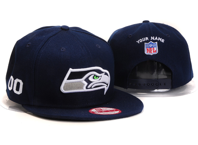 Seattle Seahawks Snapback Hat YS 5609