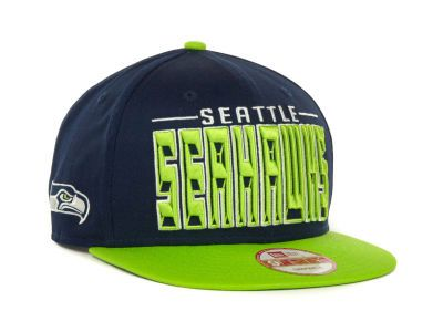 Seattle Seahawks NFL Snapback Hat SD1