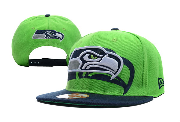 Seattle Seahawks NFL Snapback Hat XDF198