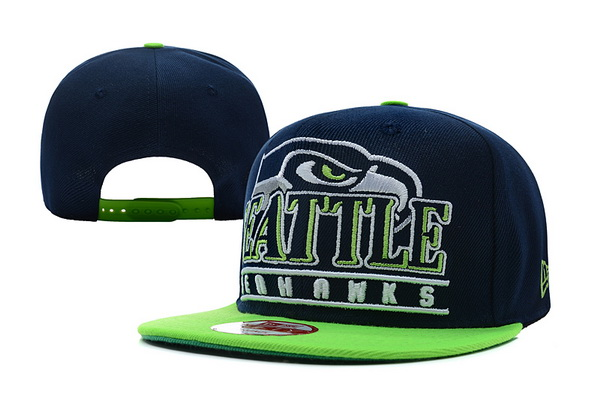 Seattle Seahawks NFL Snapback Hat XDF207
